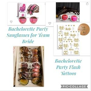 Bachelorette Party Sunglasses for T…
